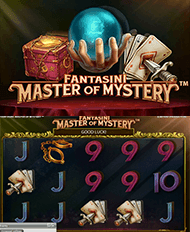 Fantasini: Master Of Mystery – автомат 777 в клубе Вулкан